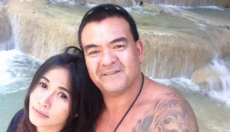 48岁的Meen Meen Chiu和丈夫Philip Chiu
