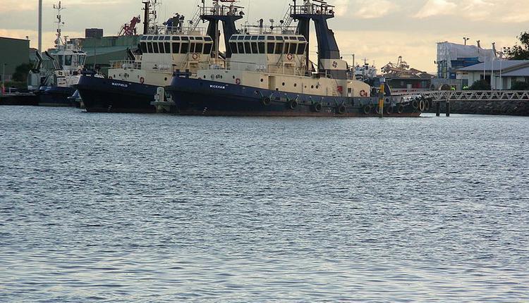 Newcastle港