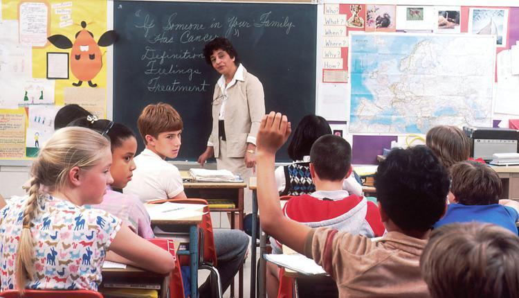 老师,学生,上课,教师,教学