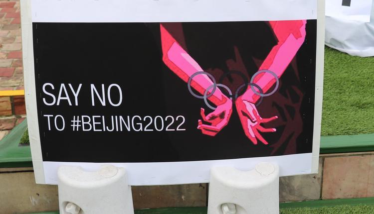 抵制北京冬奧會