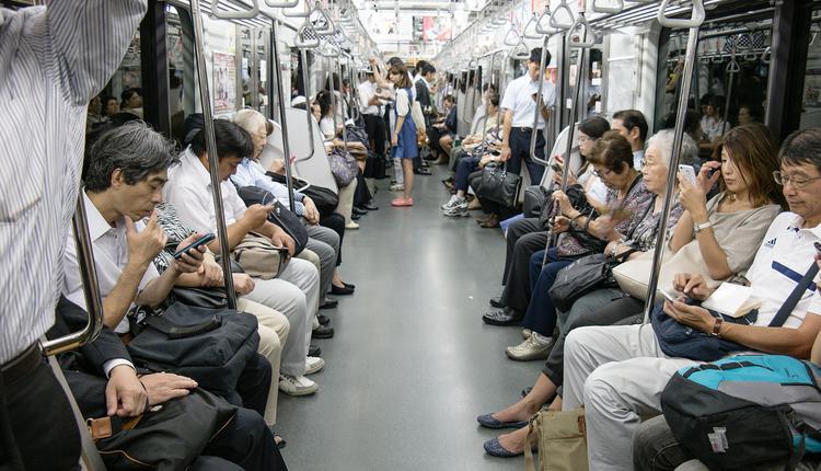 日本,地铁
