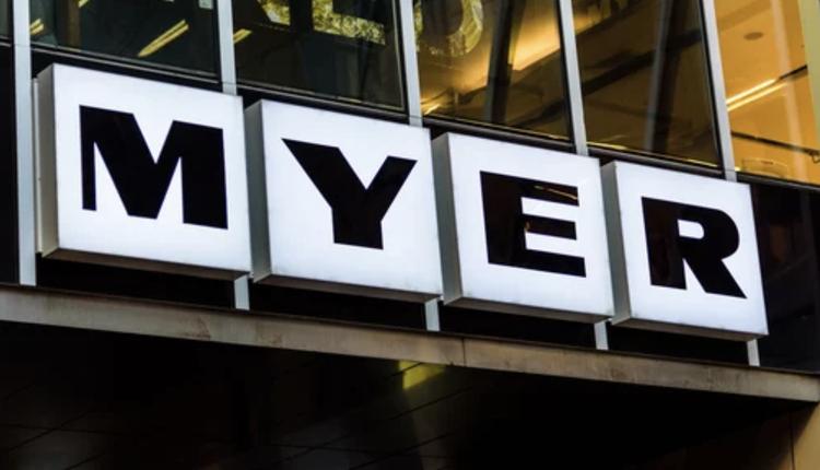 Myer商店,购物