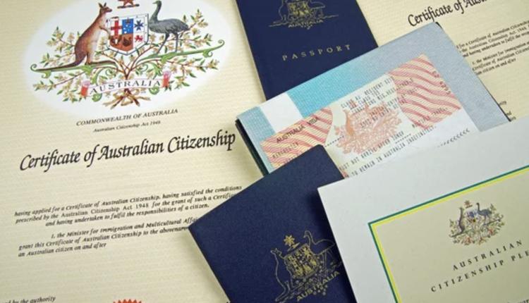 澳洲, 公民, 申请入籍