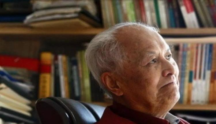 毛泽东前秘书李锐