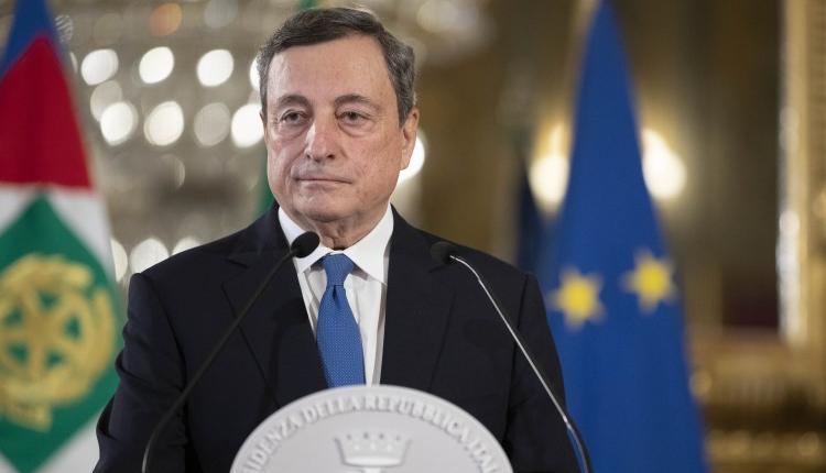 意大利总理德拉吉
