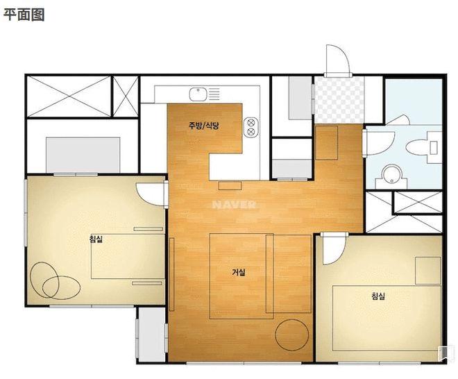 房屋平面图