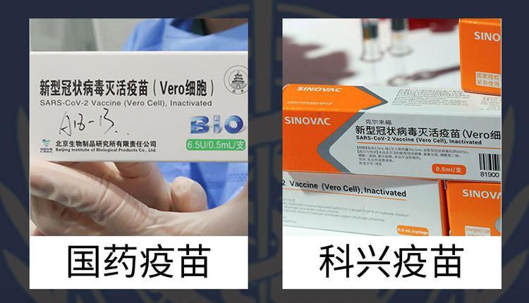 中国的疫苗不在欧盟的认可之列