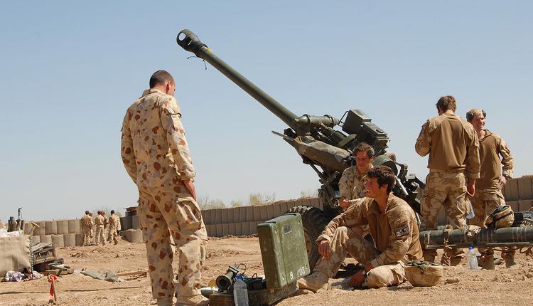 澳洲国防军,驻军阿富汗