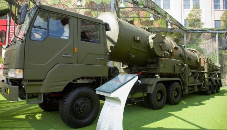 东风-21/CSS-5发射车
