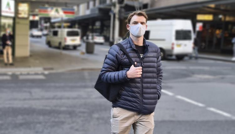 澳洲疫情 口罩