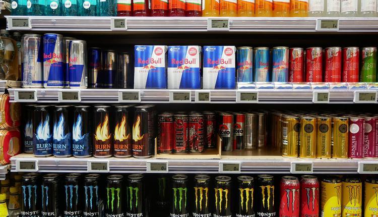 能量饮料,罐装饮料