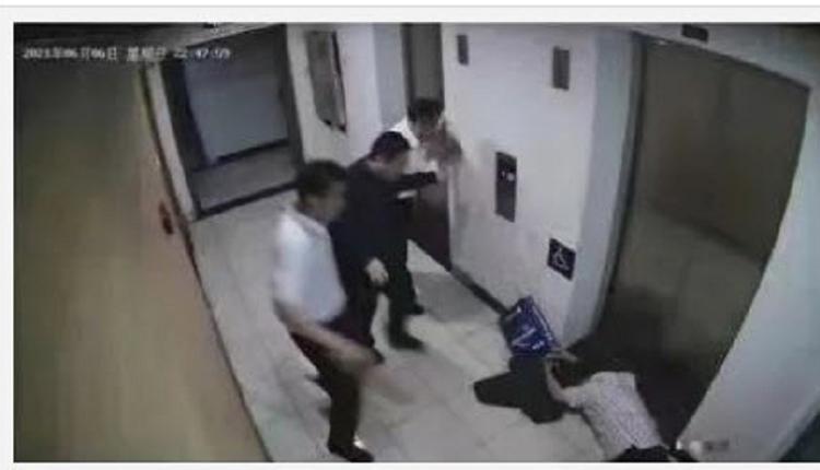 航天党委书记殴打2名院士 现已被停职