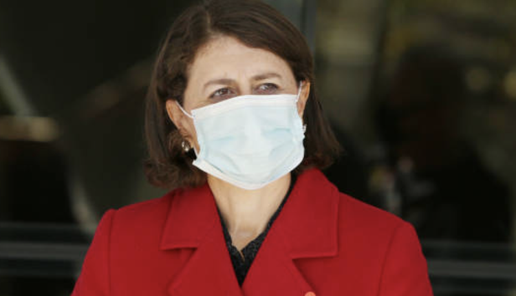 新州州长Gladys Berejiklian