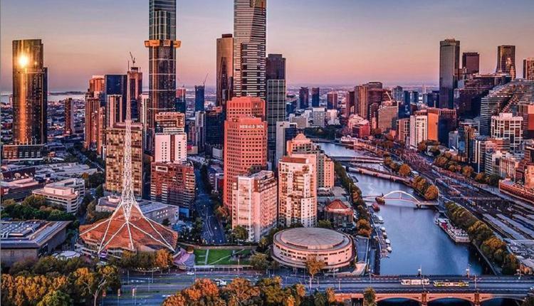 墨尔本,澳洲