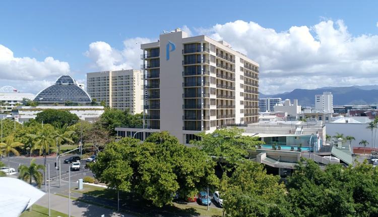 Cairns的Pacific国际酒店