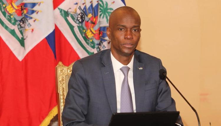海地总统摩依士在官邸遇刺身亡。