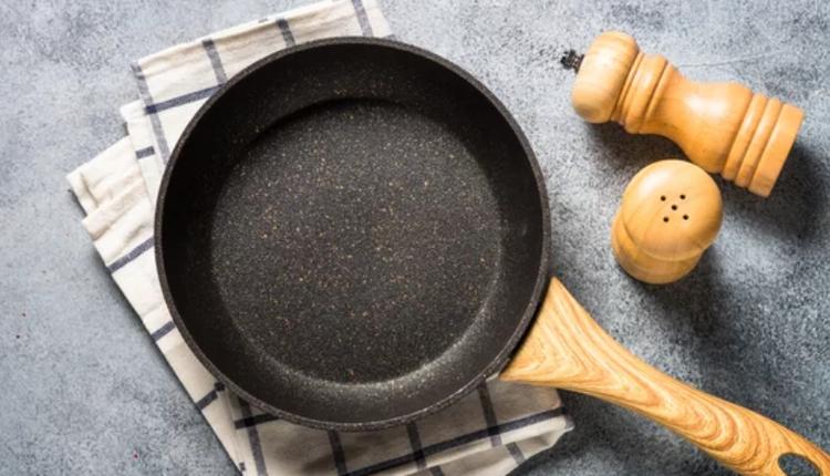 不粘锅,锅具,厨房,煮饭,烹饪