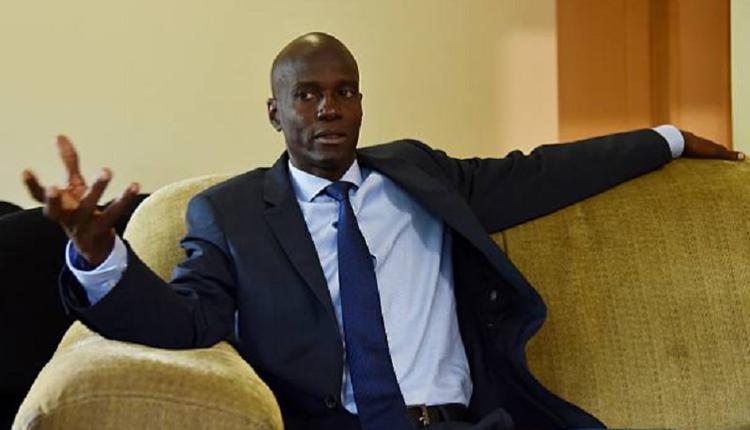 海地总统摩依士,Jovenal Moise