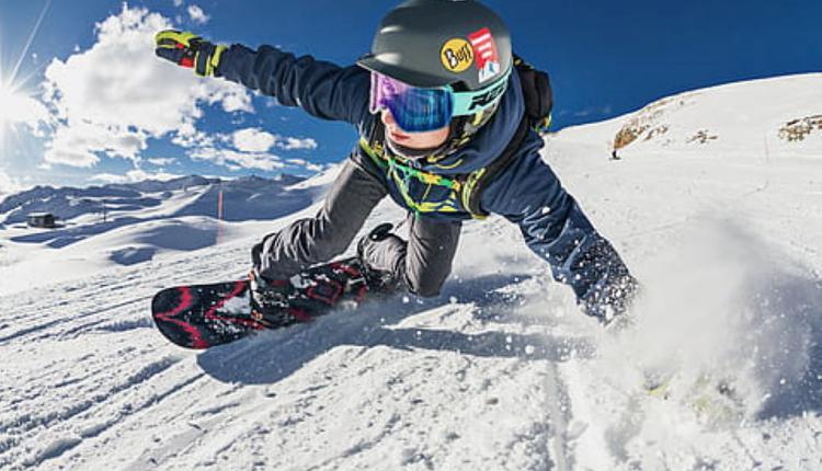 滑雪示意图(图片来源:Piqsels)