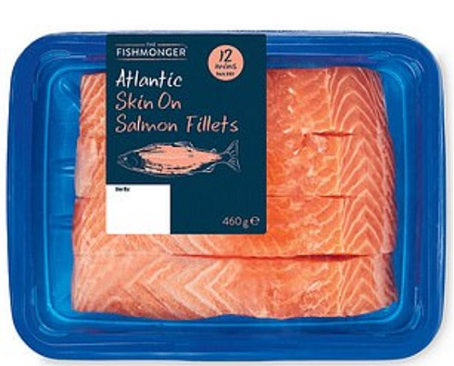Fishmonger新鲜三文鱼片