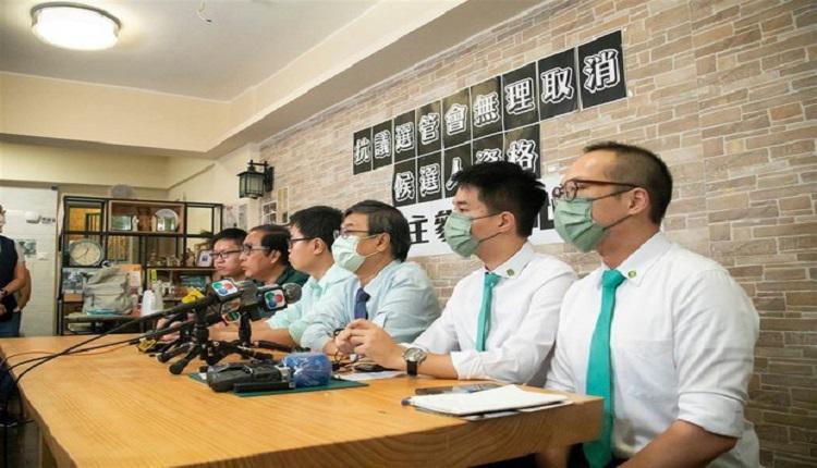 参选资格被取消 澳门多个团体将提司法上诉