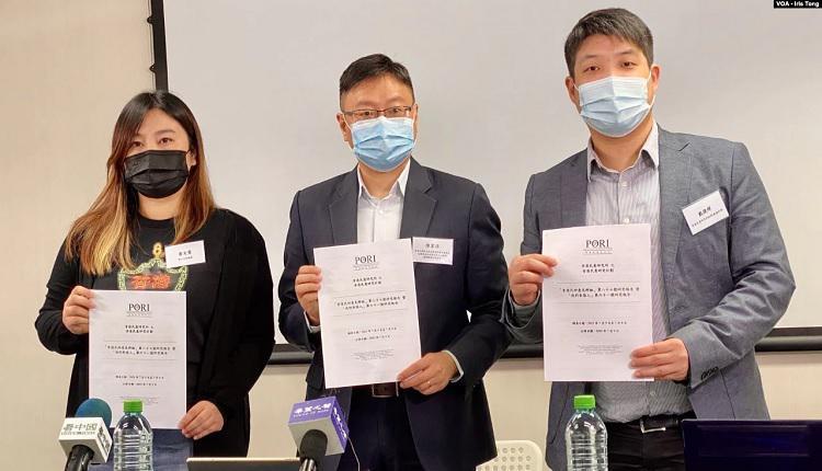 港民主派区议员拒绝宣誓直接辞职
