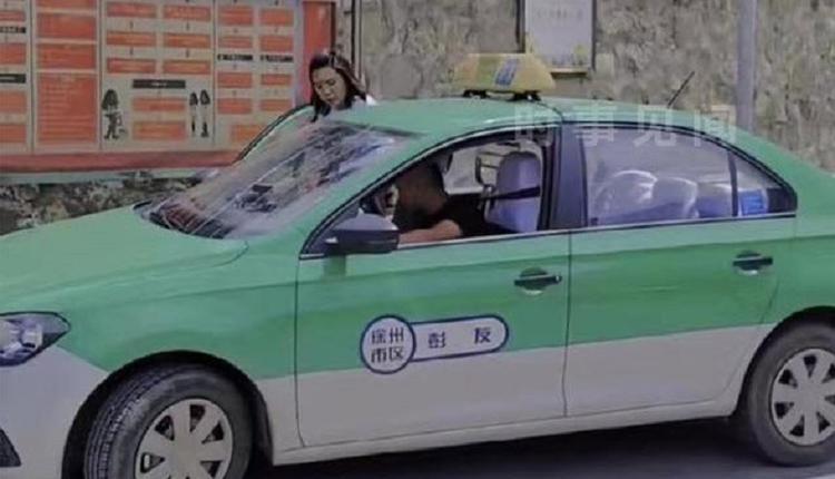 乘出租车穿越青藏线 女子的奇葩之旅引爆网络