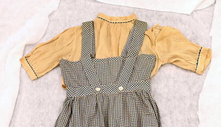 《绿野仙踪》女主角桃乐丝戏服裙