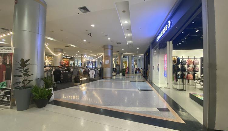 泰国购物商场