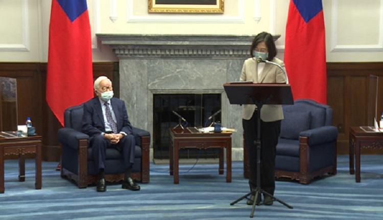 APEC领袖代表张忠谋