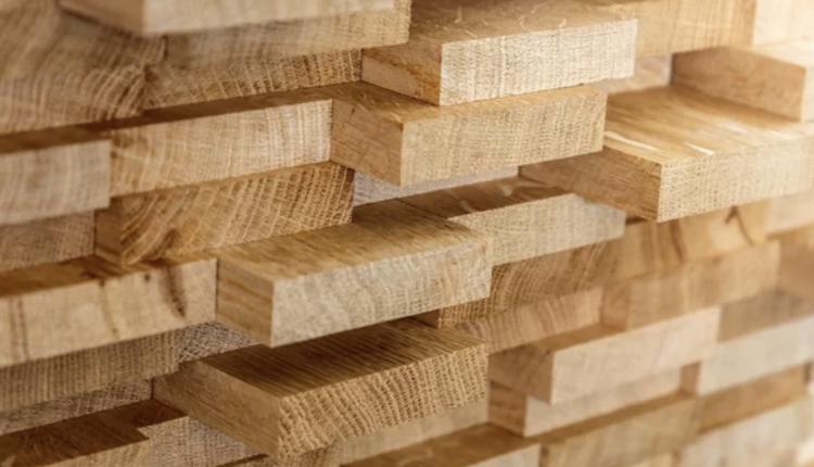 木材,建筑材料,原木
