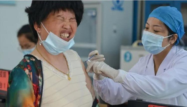 中国多地政府下令强制接种疫苗 没接种者不许出门