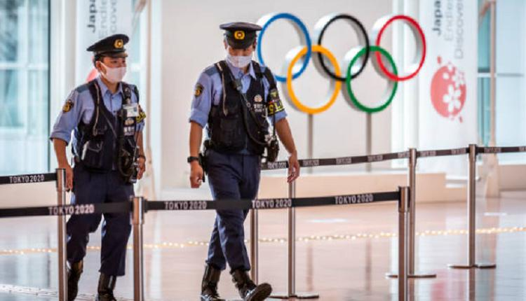 日本东京奥运,羽田机场
