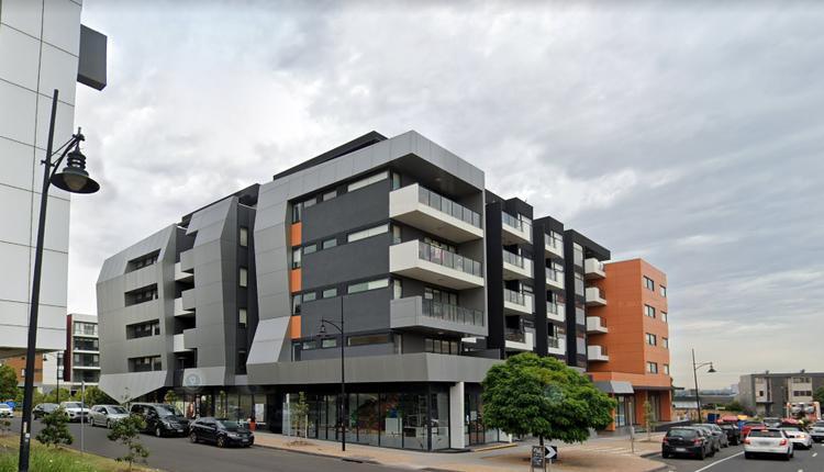 Maribyrnong的Ariele公寓楼