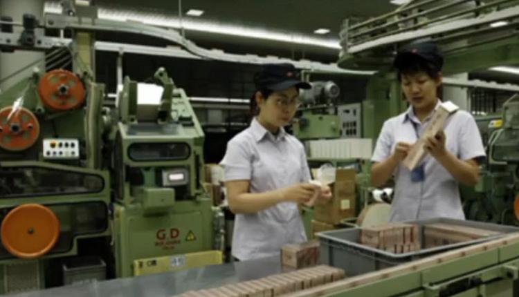 卷烟厂一线工人竞争激烈 3成是名校研究生