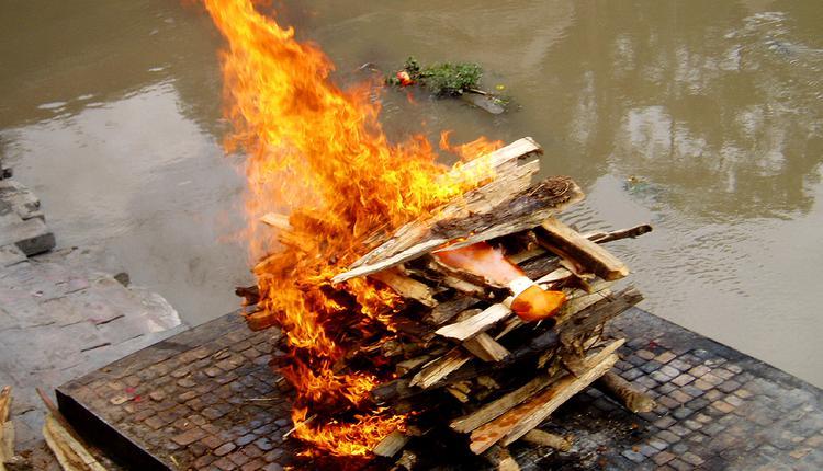 印度教火葬仪式
