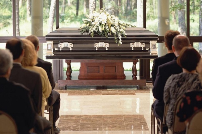 基督徒的葬礼仪式