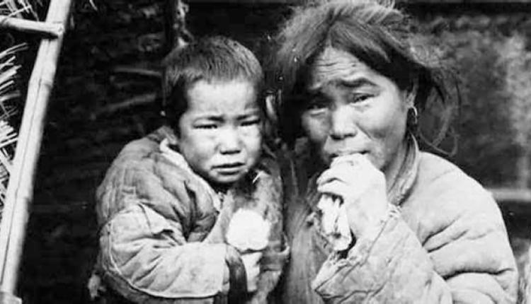 中国大饥荒