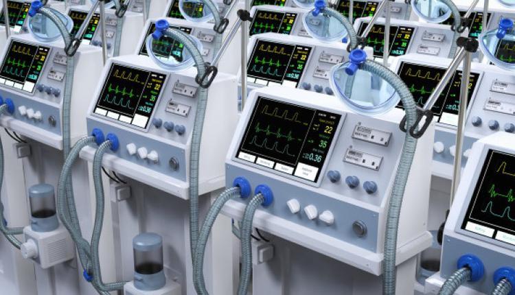 医疗器材示意图