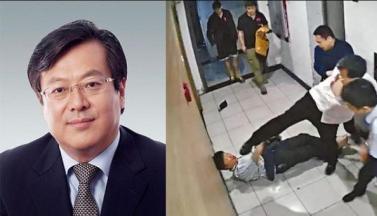 """中国航天投资控股有限公司党委书记、董事长张陶被""""双开""""及批捕。"""