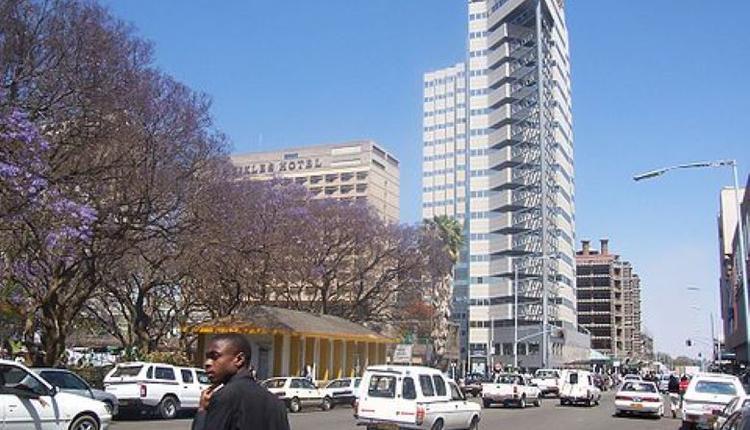 津巴布韦首都哈拉雷