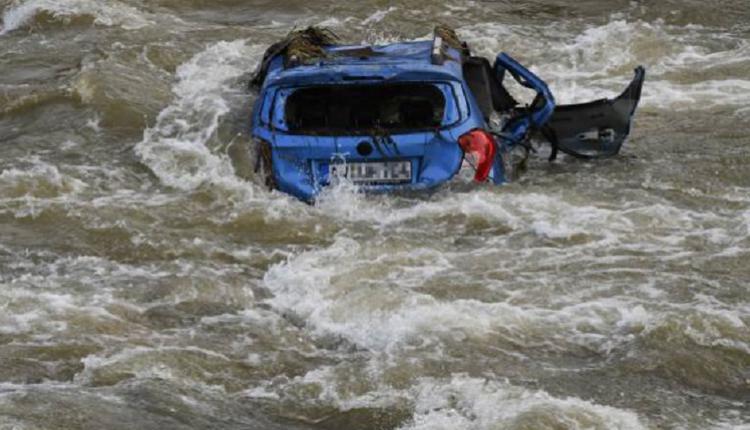洪灾,德国