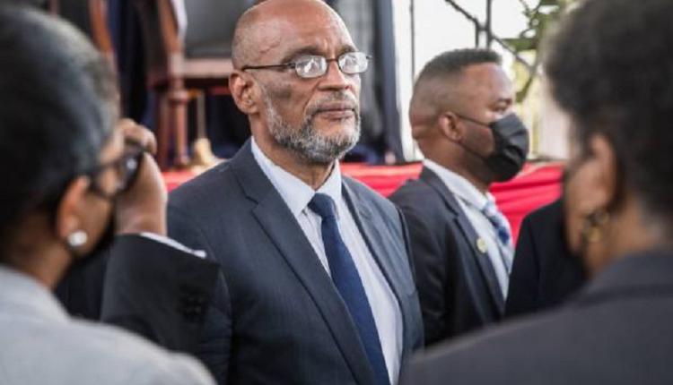 Ariel Henry,海地总理