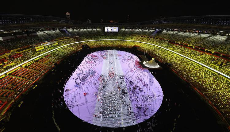 东京奥运开幕式