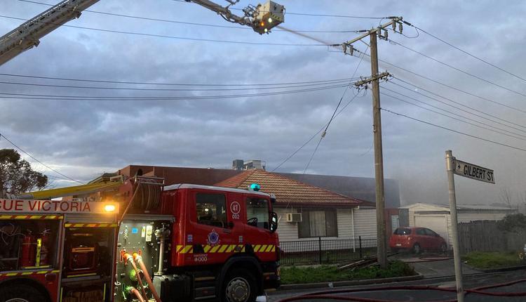 维州消防救援局(Fire Rescue Victoria)