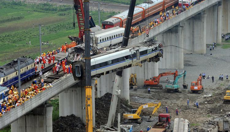 温州动车事故 温州铁路