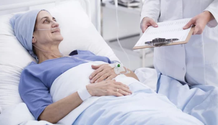 癌症,医院,卵巢癌,患者