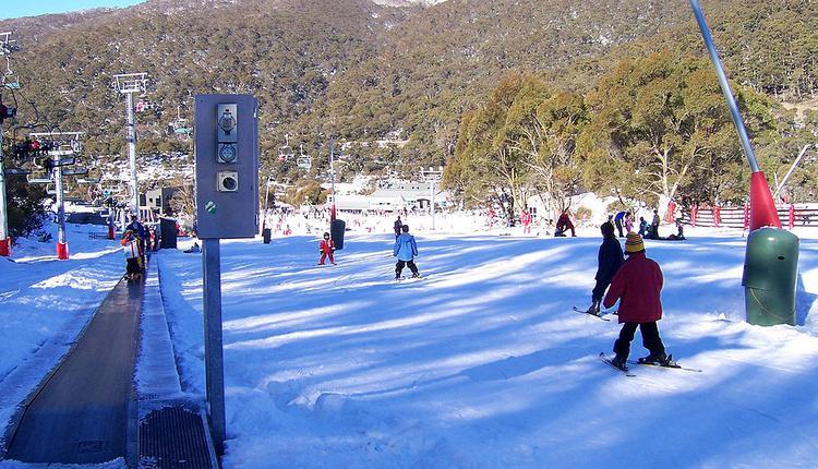 Thredbo滑雪场