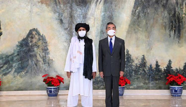 中国、阿富汗塔利班关系升温 网友称必将玩火自焚