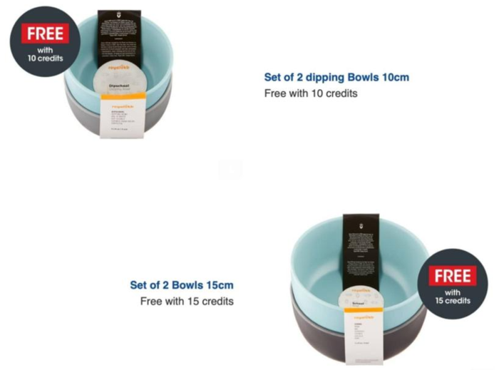 澳洲Coles超市免费送超美餐具